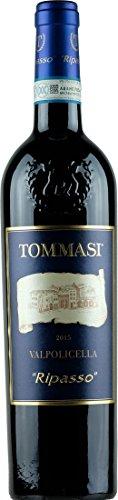 Tommasi - Valpolicella Ripasso Classico Superiore 2015 DOC Rotwein 13% Vol. - 0,75l