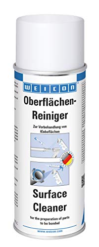 WEICON Oberflächen-Reiniger / 400 ml / Reiniger / Entfetter / Spezialreiniger / farblos