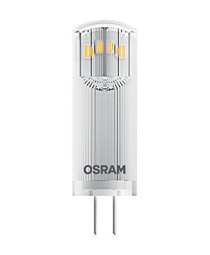 Osram ST Pin / LED - Lampe, G4, 1, 80 W, Ersatz für 20-W-Glühbirne, Warm White, 4000 K, 9er-Pack