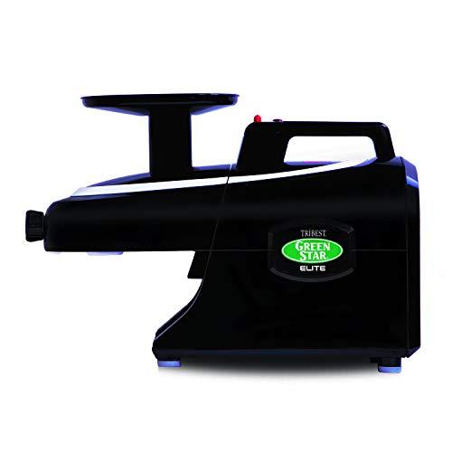 GreenStar Elite 5010 Entsafter, schwarz