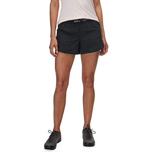 The North Face Class V 2.0 Pantalón Corto de Senderismo, Mujer, TNF Black, REGL