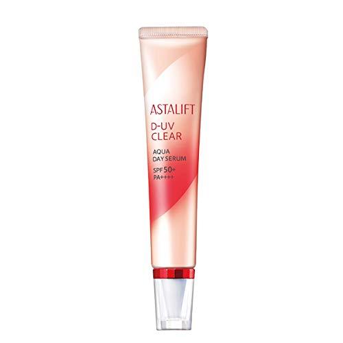 アスタリフト D-UVクリア アクアデイセラム (30g SPF50+・PA++++) UVケア (みずみずしいUV美容液 兼 化粧下地)