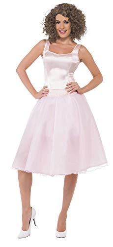 Smiffys, Damen Dirty Dancing Baby Kostüm, Kleid und Perücke, Größe: M, 26390