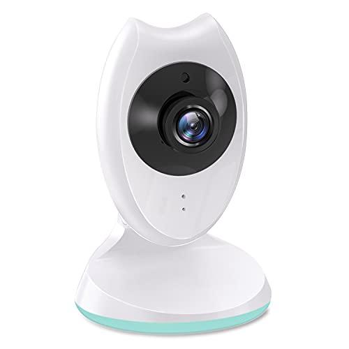 Überwachungskamera für HM132 Babyphone, Überwachungskamera mit 480p Auflösung