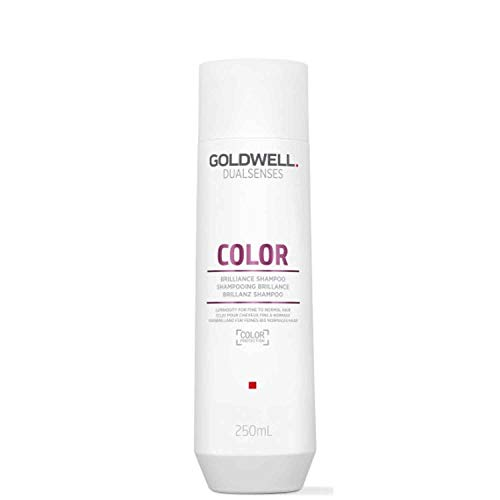 Goldwell Dualsenses Color Brilliance Shampoo, 1er Pack (1 x 250 ml)