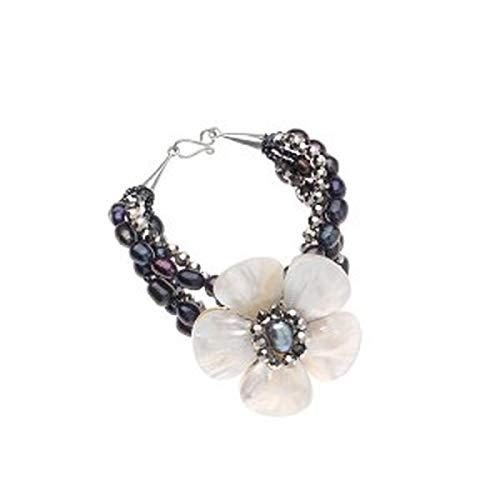 OTTAVIANI Collar de Acero Pulsera 470567