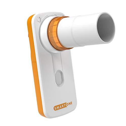 MIR SMART ONE | Taschenspirometer für den persönlichen Gebrauch | (PEF) und (FEV1)