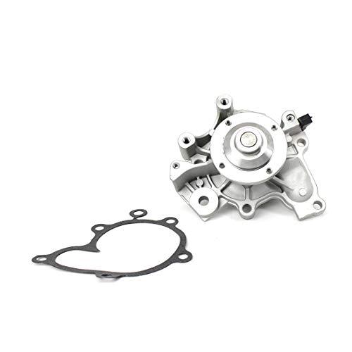 DNJ WP425 Water Pump/For 1993-2003/ Ford, Mazda/ 626, MX-6, Probe, Protege, Protege5/ 1.8L, 2.0L/ DOHC/ L4/ 16V/ 122cid, 1839cc, 1991cc, 2000cc