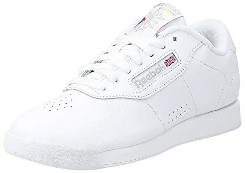Reebok Princess, Zapatillas Mujer, Blanco (White 0), 37.5 EU