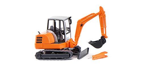 Wiking 065806 H0 Wacker Neuson Mini-Bagger HR 18