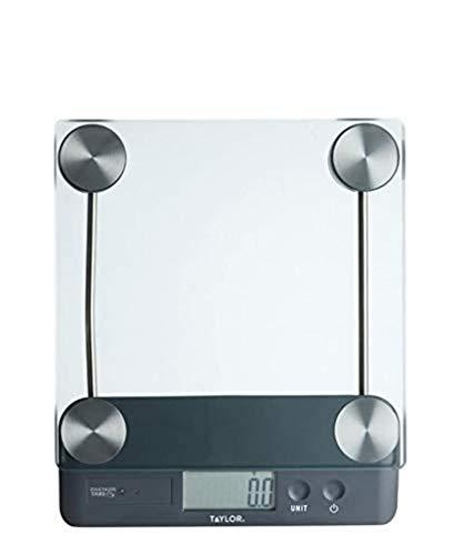 Taylor Pro Balanza Digital de Cocina con Función Táctil de