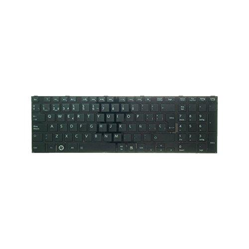 Devicizz Teclado de portátil ES Toshiba - H000040060 compatible con Satellite L855-11K | C850 | C855 | L850