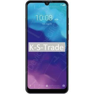 K-S-Trade® Smartphone Universal Holder Holder/Car Montaje/Parabrisas para El ZTE Blade A7 2020. Blanco. Titular De Teléfono De La Rejilla De Ventilación Se Puede Utilizar con Los Teléfonos: Amazon.es: Electrónica