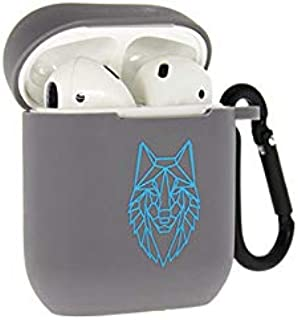 Airpods Case Covers - Grey Wolf