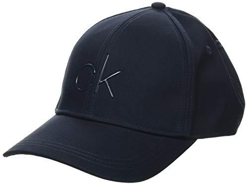 Calvin Klein Cap Gorro/Sombrero, CK Navy, Taille Unique para Hombre
