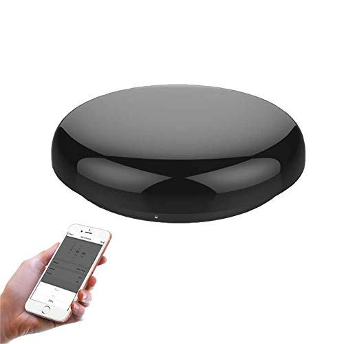 YUOXO Smart Wireless WiFi-IR Remote Controller Tuya/Smart Life APP WiFi Infrared Remote Controller Air Conditioner TV
