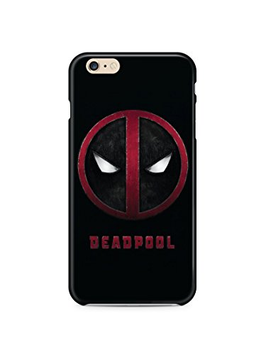 Deadpool for Iphone 6 6s (4.7in) Hard Case Cover (dp12)