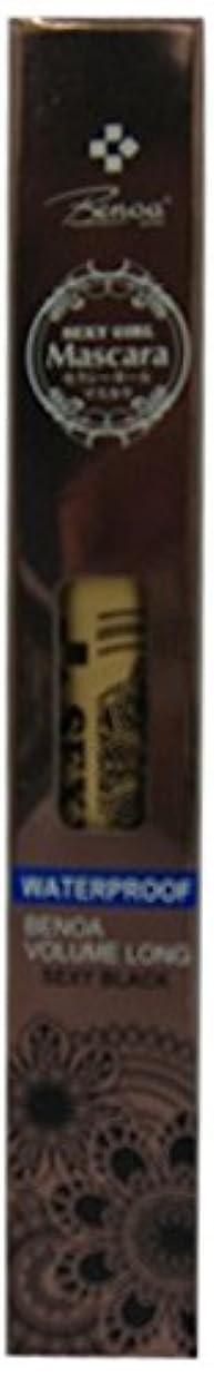 花輪集中的なオプショナルベノア セクシーガールマスカラ  7g