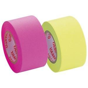 (まとめ) ヤマト メモック ロールテープ つめかえ用 25mm幅 ローズ&レモン WR-25H-6A 1パック(2巻) 【×15セット】 〈簡易梱包