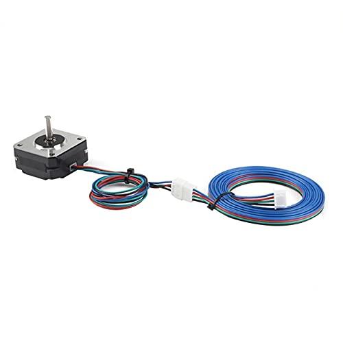 POHOVE Cavi Connettore Motore Resistenza Temperatura Motore Connettore Cavo XH2.54 4pin Per Stampante 3D Stepper