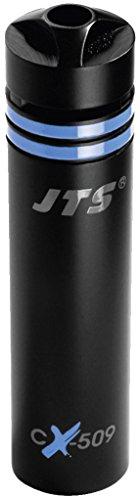 JTS CX-509 Elektrische overhead-microfoon, nierkarakteristiek zwart