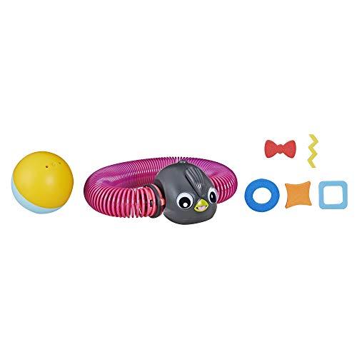 Hasbro Zoops Giocattoli elettronici da Arrampicata con Rotazione e Zoom - Pingu