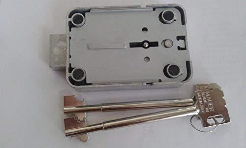 Tresorschloss l KABA MAUER 71111 VDS 1. Mit 2 Schlüssel 120mm