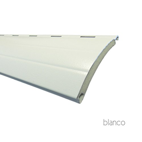 KIT DE 10 LAMAS PARA PERSIANA (BLANCO 9010)