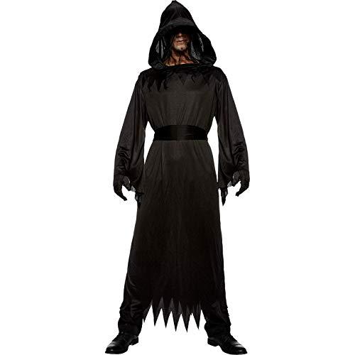 Amscan Herren Halloween-Kostüm Sensenmann Phantom der Dunkelheit
