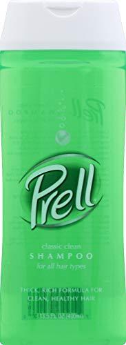 Prell Klassische Sauber Shampoo, 13,5 Unzen Produktion (Packung mit 2)