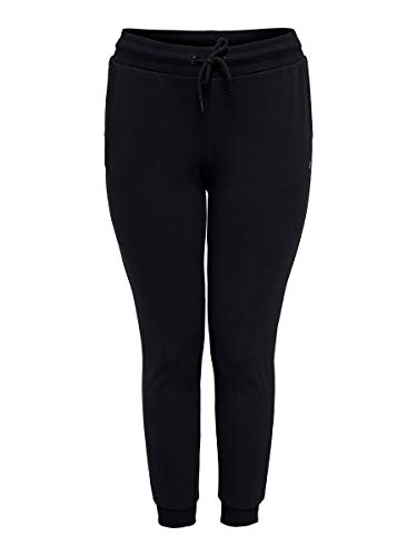 Only Onpelina Sweat Pants Curvy-Opus Pantalones de Deporte para Mujer