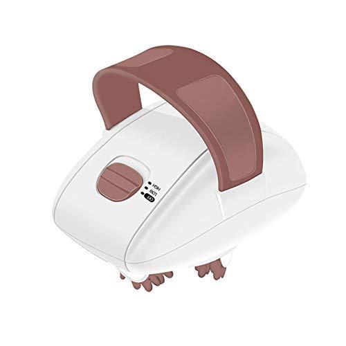 Masajeador eléctrico 3D de cuerpo completo para adelgazar, dispositivo de rodillo para perder peso, máquina de adelgazamiento antigrasa, instrumento de belleza, estiramiento facial B