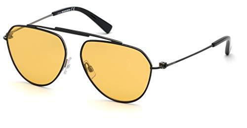 DSquared Hombre gafas de sol ZACH DQ0310, 02J, 58