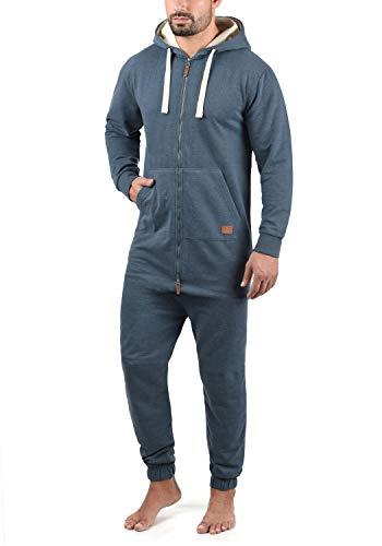 Blend Salinho Herren Overall Jumpsuit Mit Kapuze, Größe:XXL, Farbe:Ensign Blue (70260)