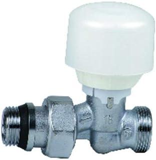 Giacomini - Grifería gas de radiador - Válvula recta R432TG 1/2