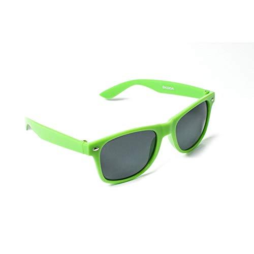 Original Skoda Sonnenbrille getönt grün Accessoires Lifestyle