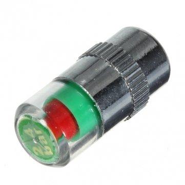 petit un compact Capteur de pression de pneu de haute qualité 4, affichage, couvercle de valve, capteur d'alarme oculaire