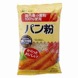 創健社 国内産小麦粉100%使用 パン粉150g×2個       JAN:4901735208319