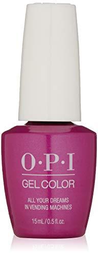 OPI GelColor Nail Polish, Pink Gel Nail Polish