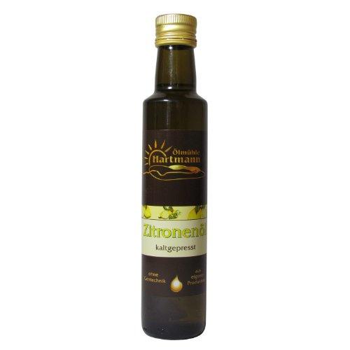 Ölmühle Hartmann GbR, Zitronenöl, 250 ml