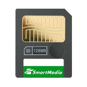 Olympus 128MB Card SmartMedia