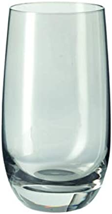 Preisvergleich für LEONARDO HOME Trinkglas SORA 6er-Set 390 ml grau