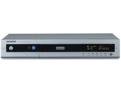 Samsung DVD-HR 720 DVD- und Festplatten-Rekorder 80 GB Silber