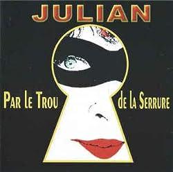CHARLOTTE JULIAN CD PAR LE TROU DE LA SERRURE