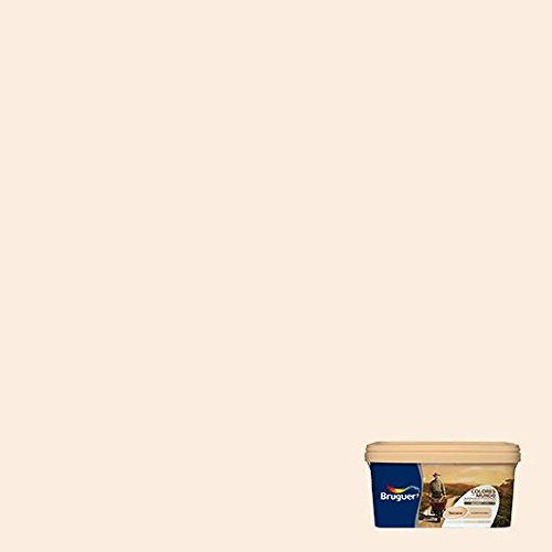 Bruguer 5056893 - Colores del mundo Toscana SALMÓN suave 4 L