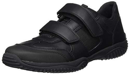 Superfit Jungen Storm Sneaker, Schwarz (Schwarz 00), 30 EU