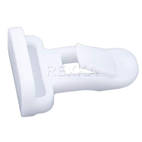 Rexka 25pcs Front & Rear Spoiler Moulding Clip Compatible with Toyota Lexus 75392-35220 4Runner, Camry, Corolla, FJ Cruiser, Highlander, Prius, Prius Prime, Prius V, RAV4