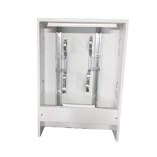 Armario de distribución para calefacción por suelo radiante, caja distribuidora del circuito de calefacción, distribuidor de calefacción, caja de calefacción, circuito de calefacción,
