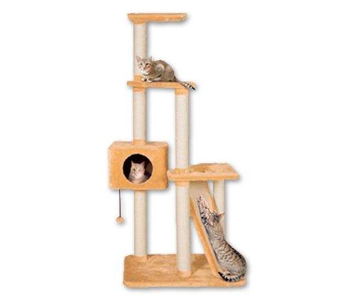 Karlie HIGH LINE Kratzbaum MERLIN, für Katzen zum Kratzen