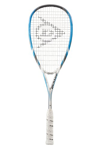 Dunlop Squashschläger Apex Pro, Blau/Weiss, One size